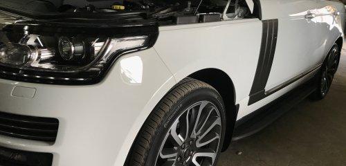 Chiptuning (чип-тюнинг) Range Rover 4.4 SDV8 (L405) 2013 г.в. от DYNATEK